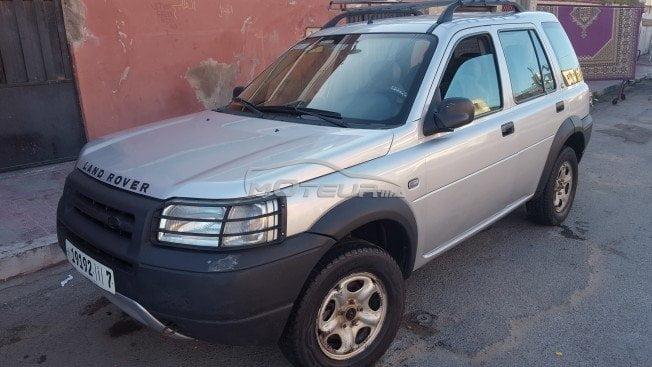 Land-rover Freelander occasion maroc