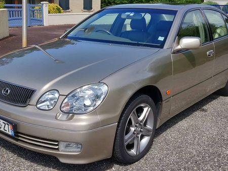 Lexus Gs300 occasion au maroc