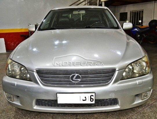 Lexus Is200 d'occasion du maroc