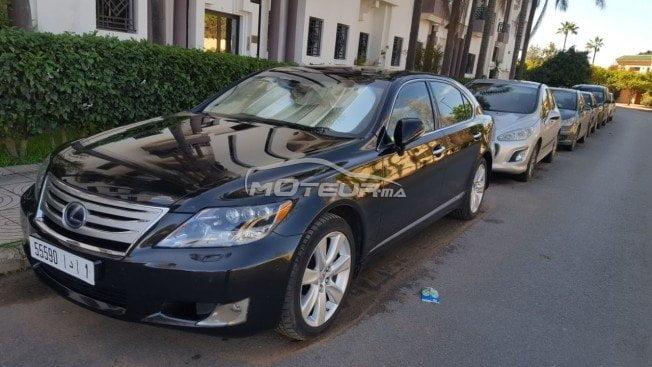 Lexus Ls occasion au maroc