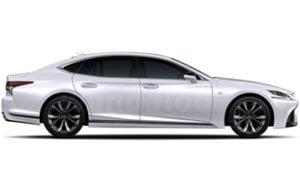 Lexus Ls600h neuve au maroc