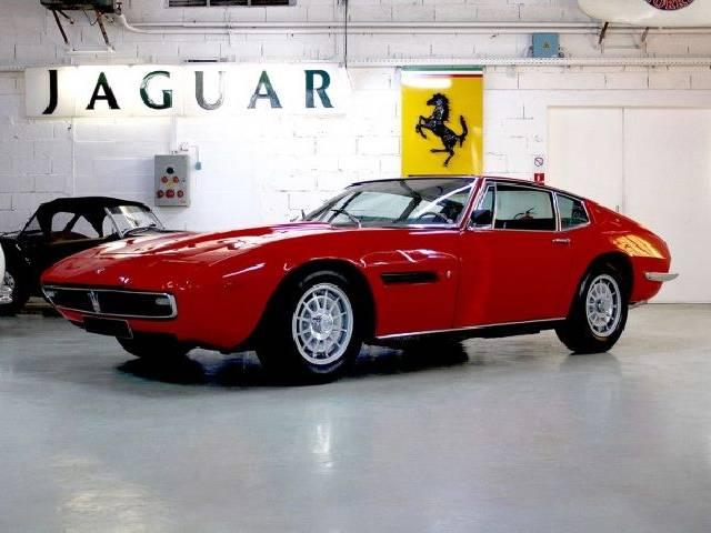 Maserati 228 neuve du maroc
