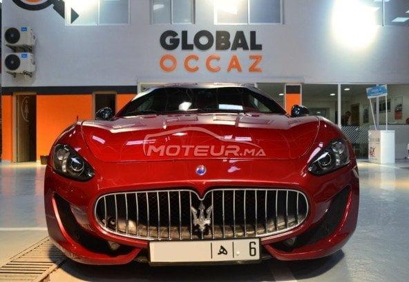 Maserati Coupe occasion maroc