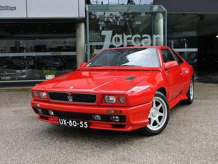 Maserati Shamal d'occasion maroc