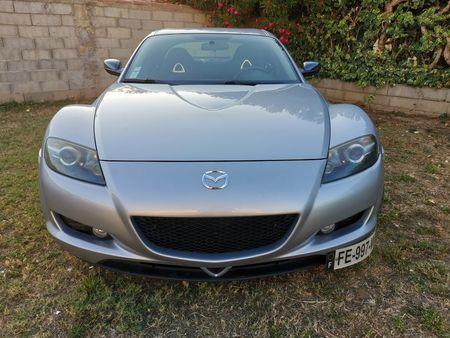 Mazda Rx8 neuve du maroc