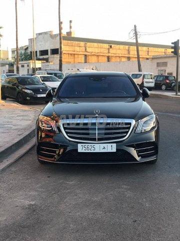 Mercedes-benz 400 d'occasion maroc