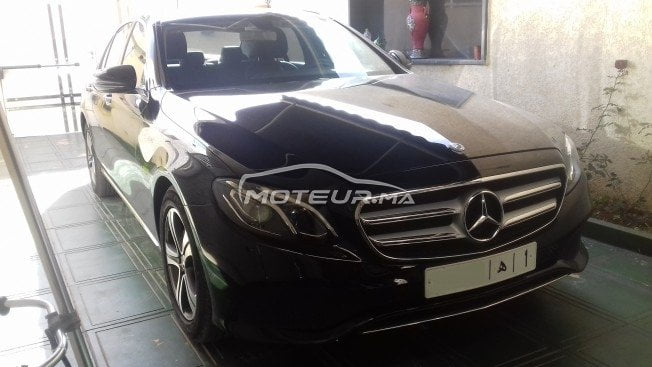 Mercedes-benz 420 d'occasion du maroc