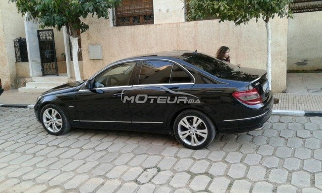 Mercedes-benz Clase C occasion au maroc