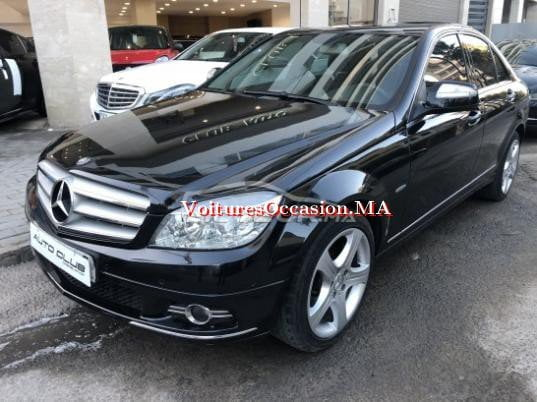 Mercedes-benz Clase Clc d'occasion du maroc