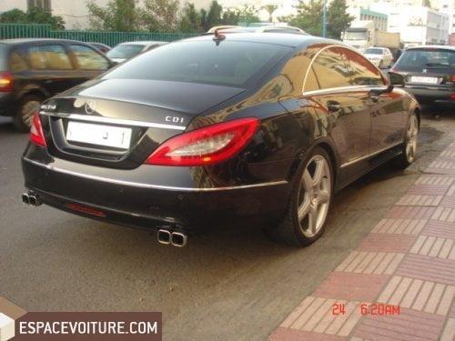 Mercedes-benz Clase Cls d'occasion au maroc