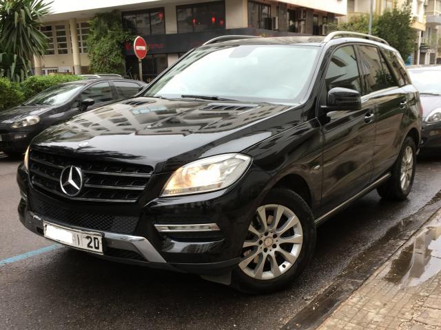 Mercedes-benz Clase M d'occasion du maroc