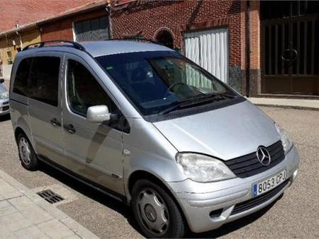 Mercedes-benz Vaneo d'occasion maroc