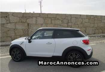 Mg Paceman occasion maroc