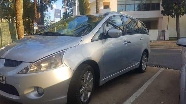 Mitsubishi Grandis occasion du maroc