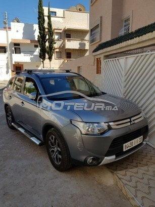 Mitsubishi Outlander occasion maroc