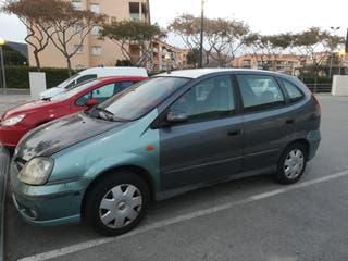Nissan Almera Tino d'occasion maroc