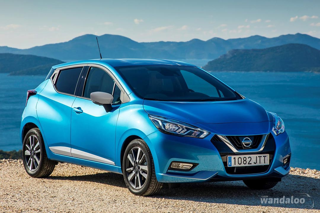 Nissan Micra neuve du maroc