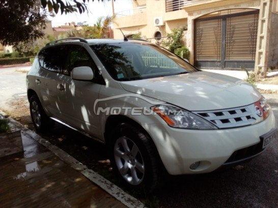 Nissan Murano d'occasion au maroc