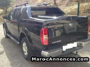 Nissan Navara occasion du maroc