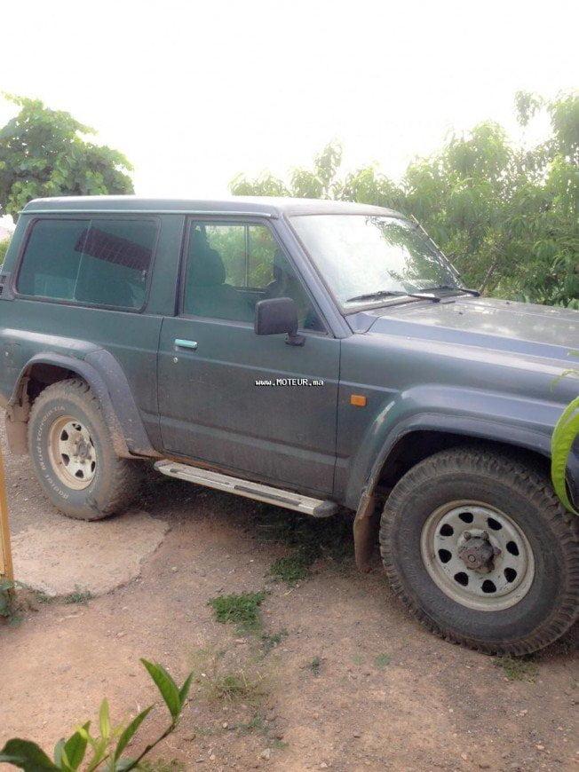 Nissan Patrol Gr occasion au maroc