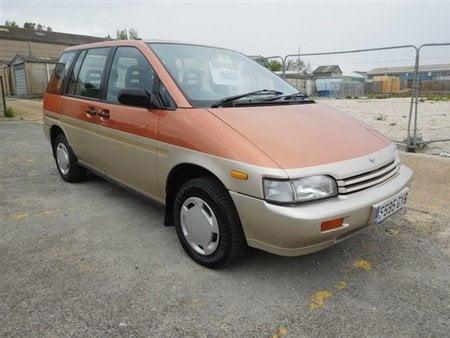 Nissan Prairie d'occasion au maroc