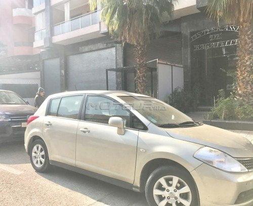 Nissan Tiida d'occasion du maroc