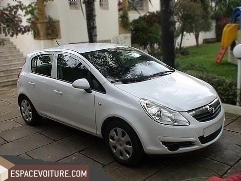 Opel Corsa d'occasion maroc