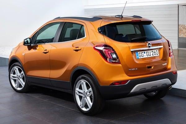 Opel Mokka occasion au maroc