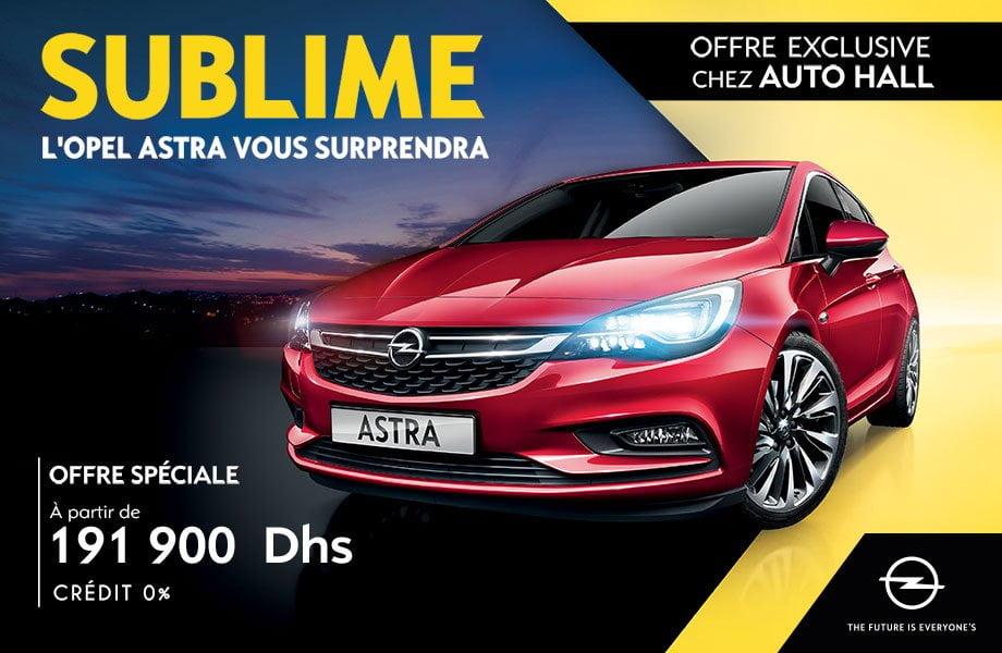 Opel Vectra neuve du maroc