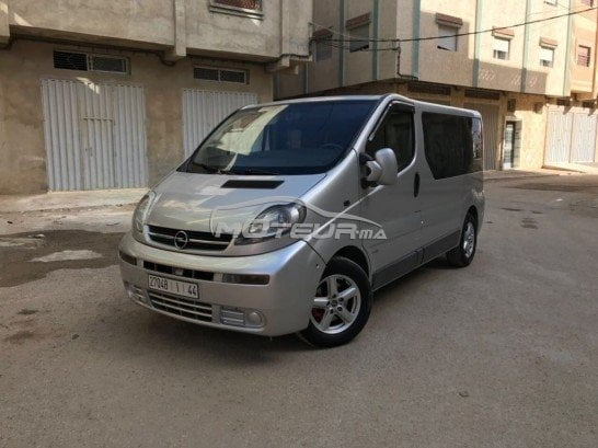 Opel Vivaro occasion maroc