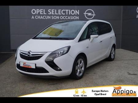 Opel Zafira Tourer d'occasion du maroc