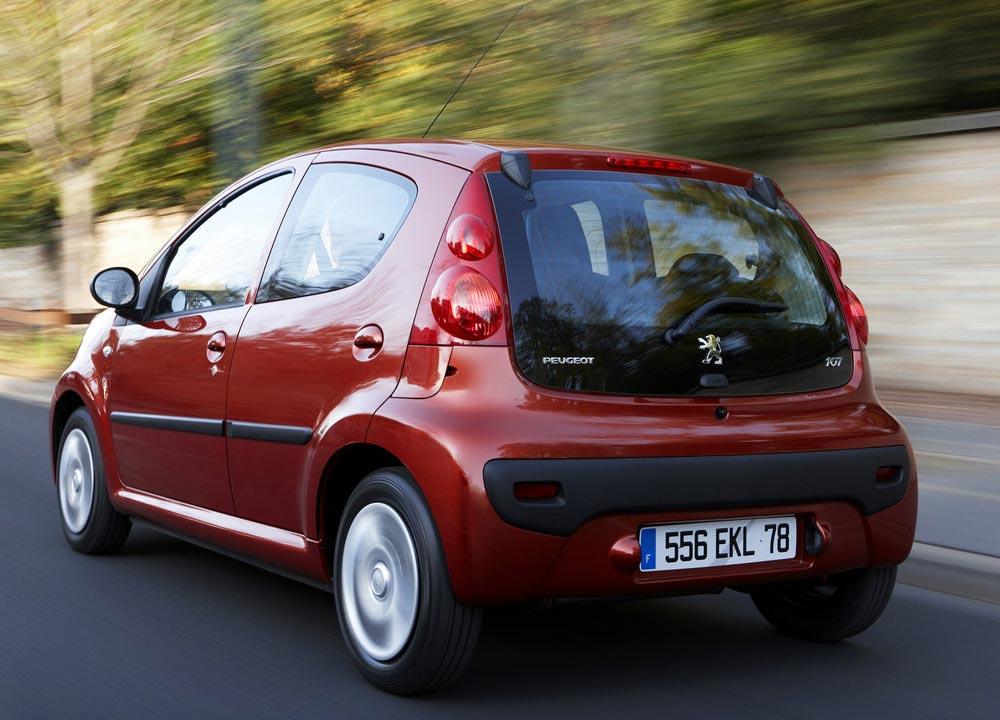Peugeot 107 neuve du maroc