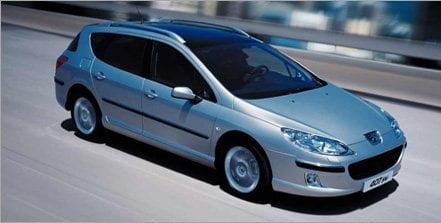 Peugeot 407 Sw neuve du maroc