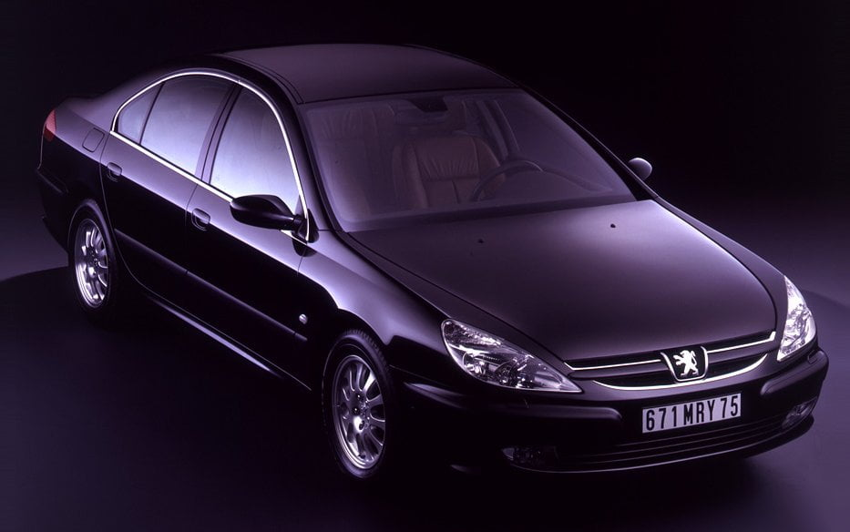 Peugeot 607 neuve du maroc