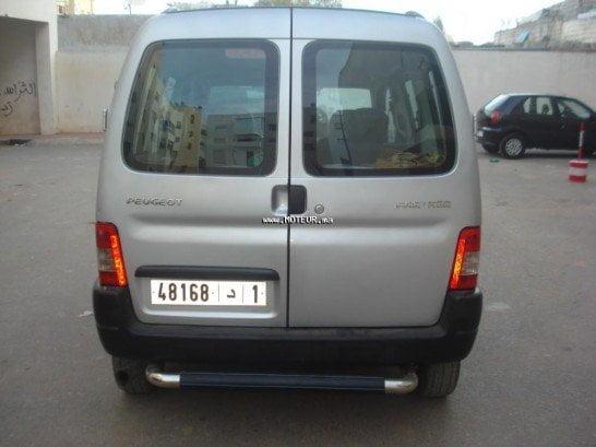 Peugeot Partner d'occasion maroc