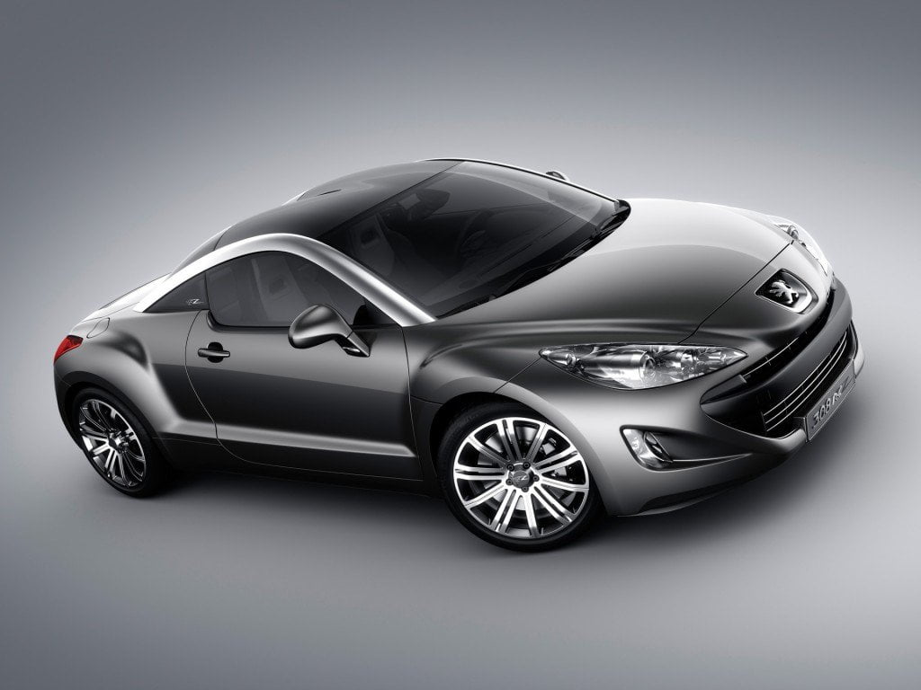 Peugeot Rcz neuve maroc