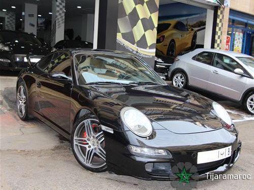 Porsche 911 d'occasion au maroc