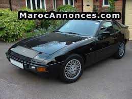 Porsche 924 occasion maroc