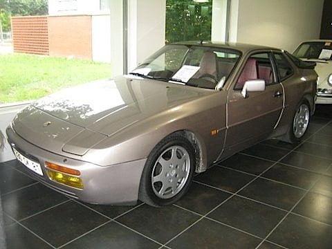 Porsche 944 neuve du maroc