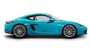 Porsche Cayman neuve au maroc