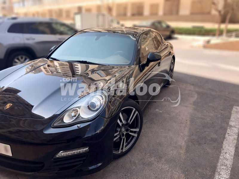 Porsche Panamera occasion maroc