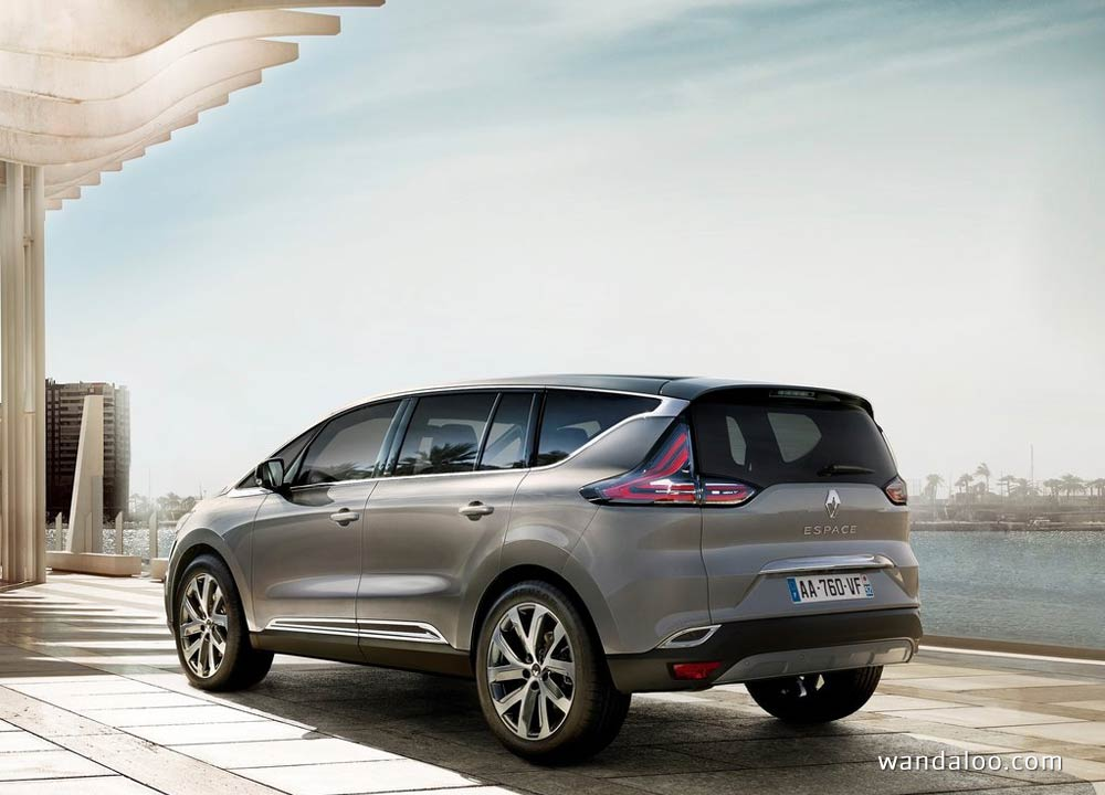 Renault Espace neuve du maroc