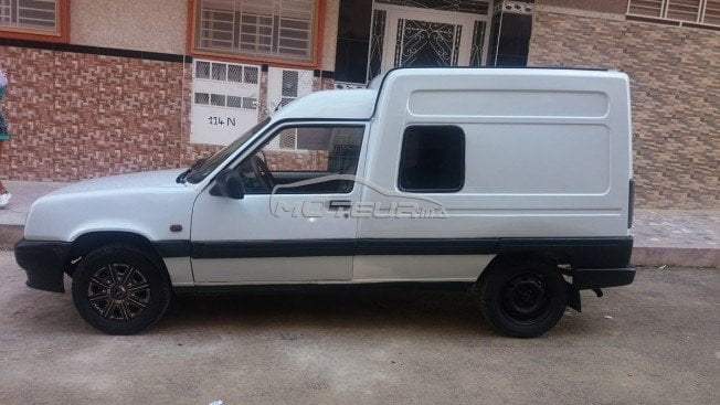 Renault Express occasion maroc