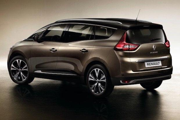 Renault Grand Scenic neuve du maroc
