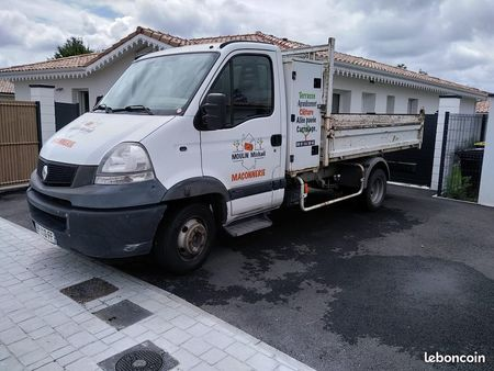 Renault Mascott d'occasion du maroc