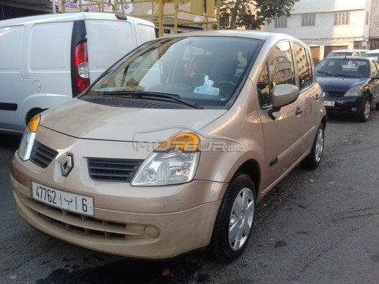 Renault Modus d'occasion du maroc