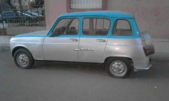 Renault R4 occasion maroc