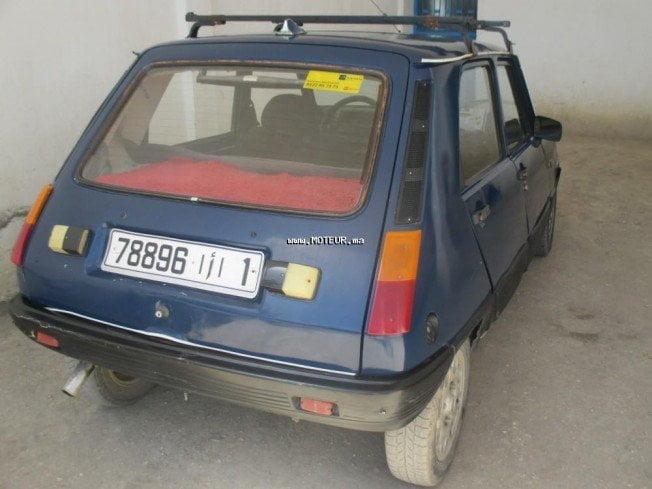 Renault R5 occasion au maroc