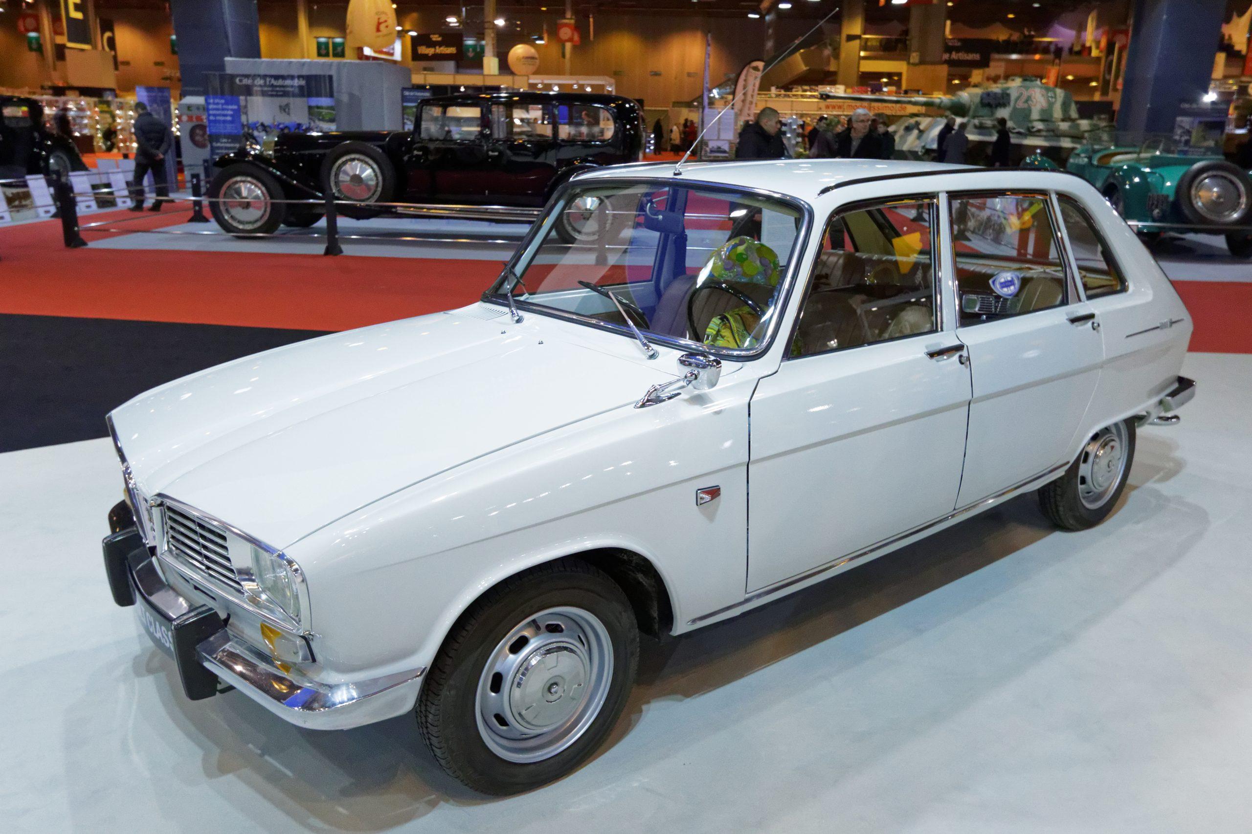Renault R6 neuve maroc