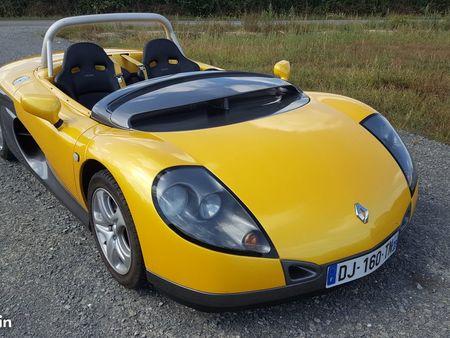 Renault Spider d'occasion au maroc